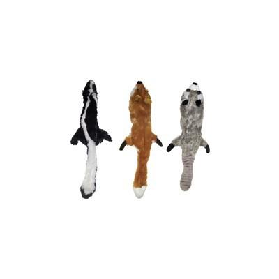 Gambá, Castor, Esquilo