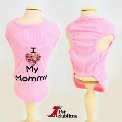 Camisa I Love My Mommy