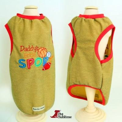 Camisa Daddys Little Sport