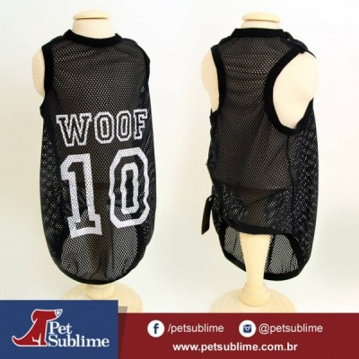 Camisa Woof 10